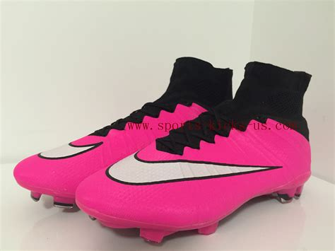 pink football shoes nike mercurial superfly fg football boots hyper pink