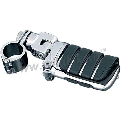 pedane per moto custom pedane tour tech switchblade per tubi paramotore da 1 1 4