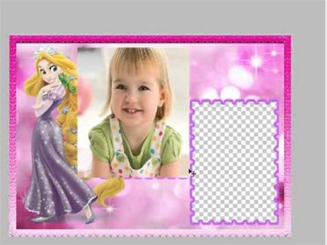 como poner varias imagenes juntas en photoshop pack marcos infantiles en png doovi