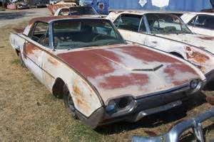 Ford Thunderbird Parts C T C Auto Ranch Parts Cars Thunderbird