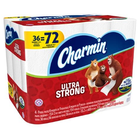 What Makes Toilet Paper Strong - charmin ultra strong toilet paper 36 rolls jet