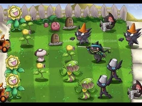 dibujos de iron oak plantas vs zombies 2 para pintar plants vs zombies hd pokemon mod download link