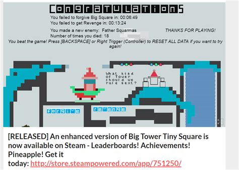 big tower tiny square big ice tower tiny square free by evilobjective