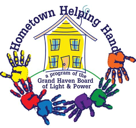 grand haven board of light hometown helping hand board of light and power grand haven