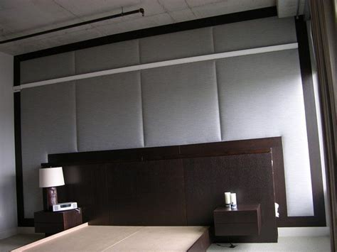 fabric wall panels bedroom add class and elegance to the interior of your home with