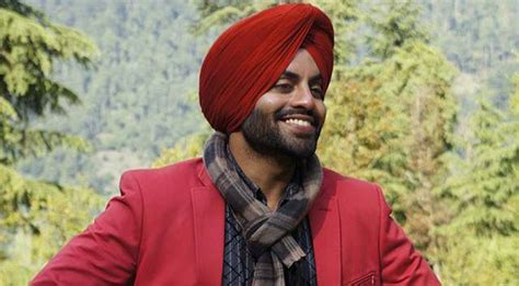 panjabi actor image punjabi film actor aman dhaliwal attacked in mansa