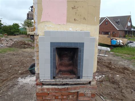 Fireplace Demolition by Chimney Demolition 187 Roselea