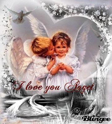 Imagenes I Love You Angel | i love you angel i love you pinterest love