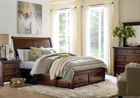 delray storage bedroom suite  thomas cole hom furniture