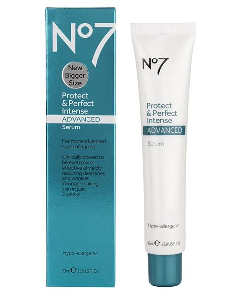 boots number 7 serum no 7 protect advanced serum is the best