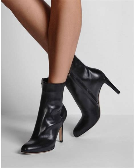 Wedges Shoes Cortina 1 gianvito cortina fur concealed wedge ankle boots in