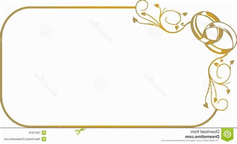 Wedding Borders With Rings by Wedding Line Clipart Free Best Wedding Line