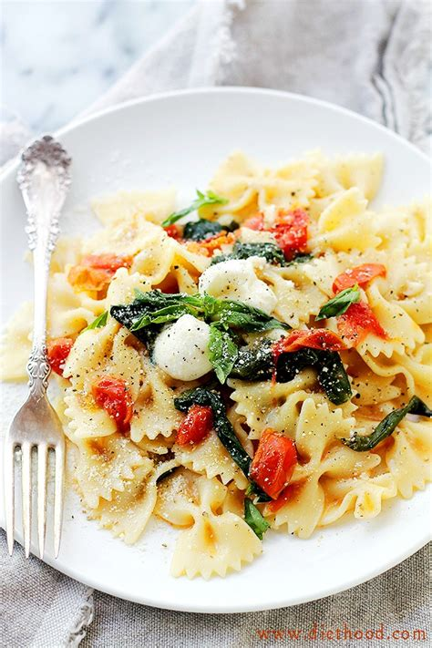 pasta dishes for dinner 30 easy vegetarian one pot dinner recipes