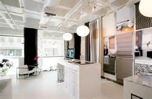 Home Design Showroom Los Angeles home custom window treatments retail shop interior design of the