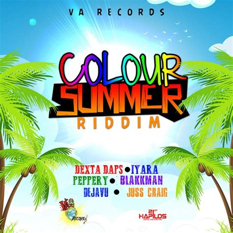 Virginia Records Search Colour Summer Riddim Va Records 2015 Rastarespect