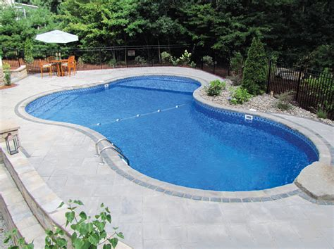 the types of inground pool designs indoor and outdoor