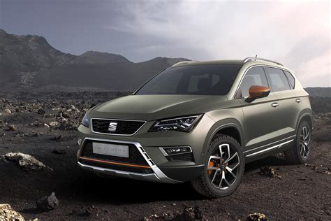seat ateca xcellence seat ateca 2 0tdi 4x4 xcellence review