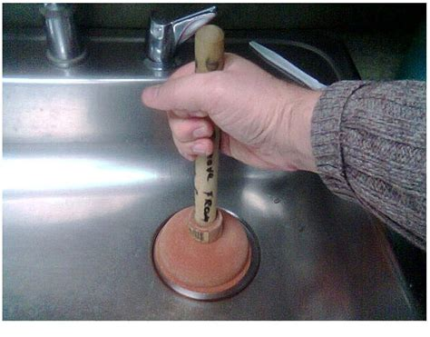 Plunge Sink by 5 Things To Do To Unclog Your Kitchen Sink Ivey Engineering