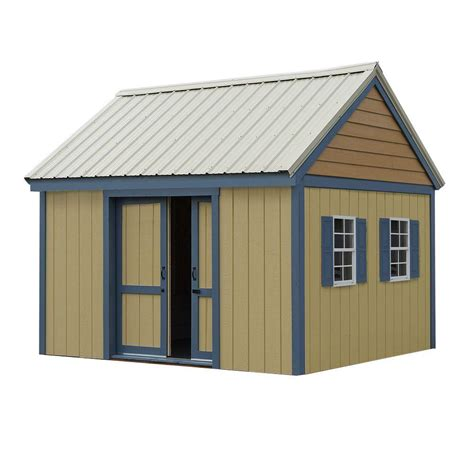 Firewood Storage Shed Kit