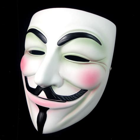 Masker 6 In 1 The fawkes mask v for vendetta www imgkid the image kid has it