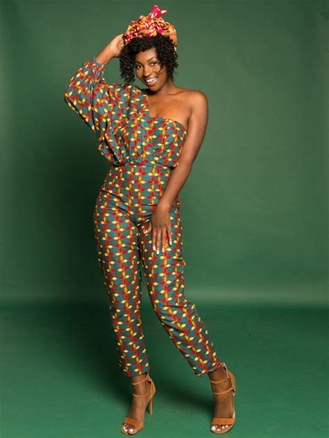 styles of ankara jump suits best 25 african jumpsuit ideas on pinterest african