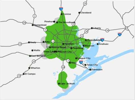 texas broadband map texas wakes up with sprint wimax 4g in houston today