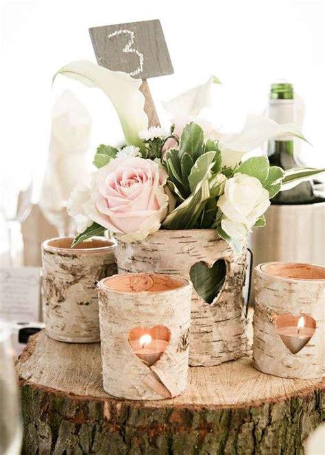 composizioni con candele e fiori i centrotavola per matrimonio alternativi foto