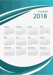 Calendario De Este A O O Modelo De Neg 243 Cios Calend 225 Verde De 2018 Calend 225