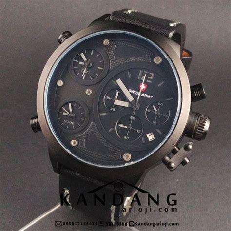 Jam Tangan Swiss Army Time Originalripcurl Expedition Hublot jam tangan swiss army sa 4170 m time fullblack jam tangan wanita dan pria murah analog