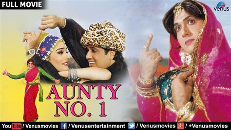 film bollywood no sensor aunty no 1 hindi movies full movie govinda movies