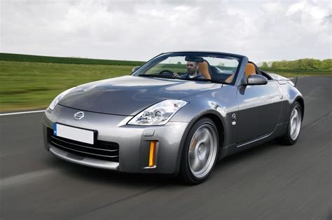 Used Nissan 350Z Touring Roadster Sports Cars   RuelSpot.com