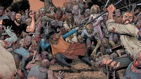 the walking dead volume 27 the whisperer war the walking dead hq capas especiais do arco da guerra