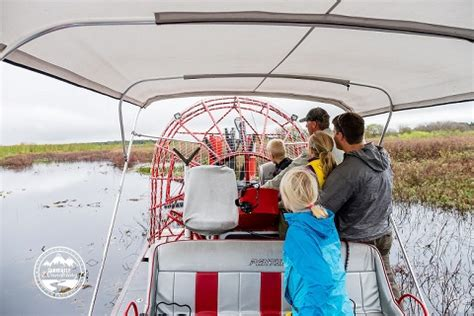 fan boat tours kissimmee spirit of the sw airboat tour in kissimmee florida