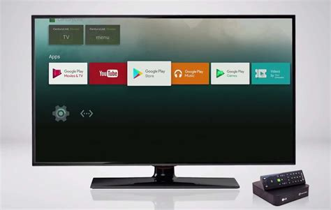 android tv android tv here s a new android tv device from centurylink lg androidheadlines