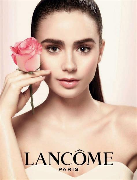 Makeup Lancome collins lancome caign 2016