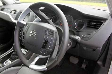 Citroen Steering Wheel by Citro 235 N C5 Saloon 2 2 Hdi 16v Exclusive 200bhp 4d Auto