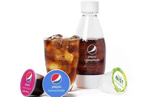 Pepsi Background Check Pepsico Expands Soda Partnership With Home Carbonation Maker Sodastream Wsj