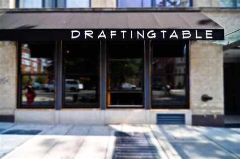 Drafting Table Washington Dc Inside Drafting Table Angling To Hit 14th St Next Week Eater Dc