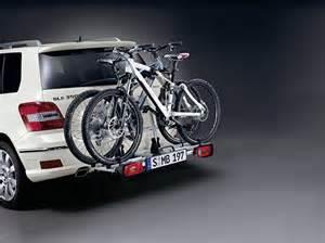 Mercedes Bike Rack Mercedes Accessories Unveils Monochrome Collection