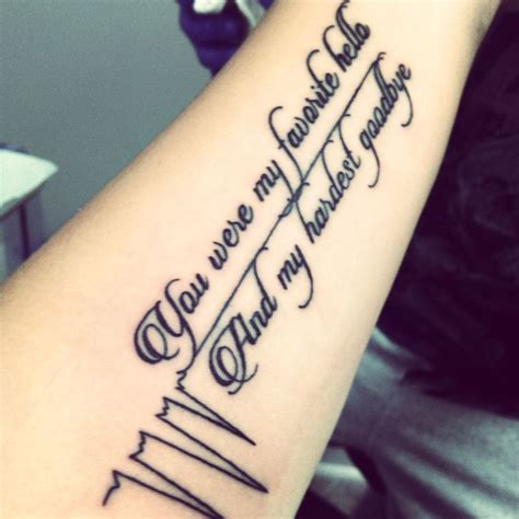 tattoo quotes for partners frases tattoos pinterest sons tattoo and tatting