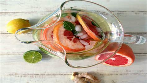Recetas Bebidas Detox by Agua Detox Recetas De Bebidas Para La Dieta La Digesti 243 N