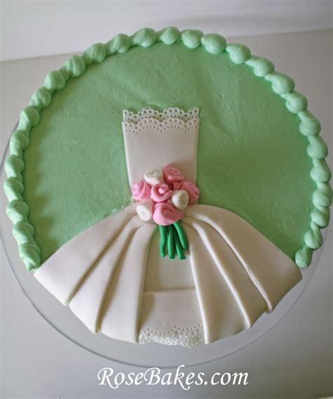 bridal shower cake wedding dress wedding dress bridal shower cake