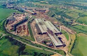 Brymbo steelworks brymbo steelworks from the south large version