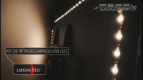 eclairage ecran pc eclairage led pour tv ou 233 cran pc blanc chaud ou