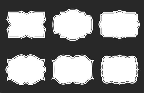 shape templates for photoshop photo overlays shape overlays badge shape overlays