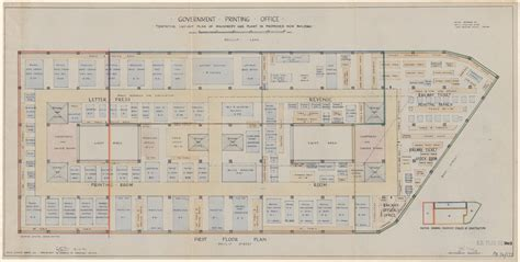are house floor plans public record sydney government printing office proposed lay out of new