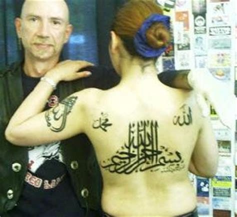 tattoo islam koran chopper tatto islam tattoo designs