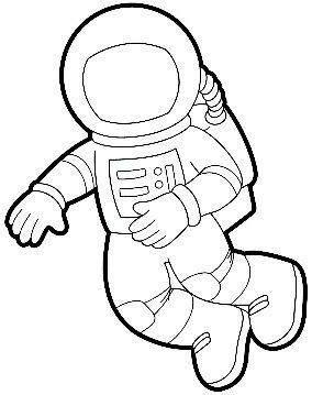 astronaut template astronaut printable templates pics about space