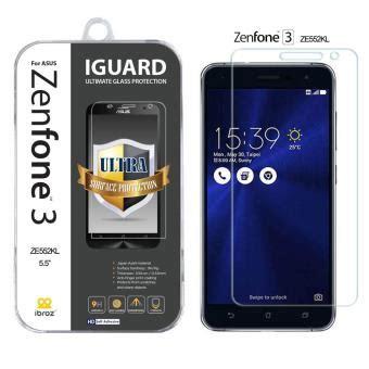 Asus Zenfone 3 5 5 Ze552kl Indoscreen Anti Hikaru asus zenfone 3 5 5 quot quot ze552kl protection ecran en