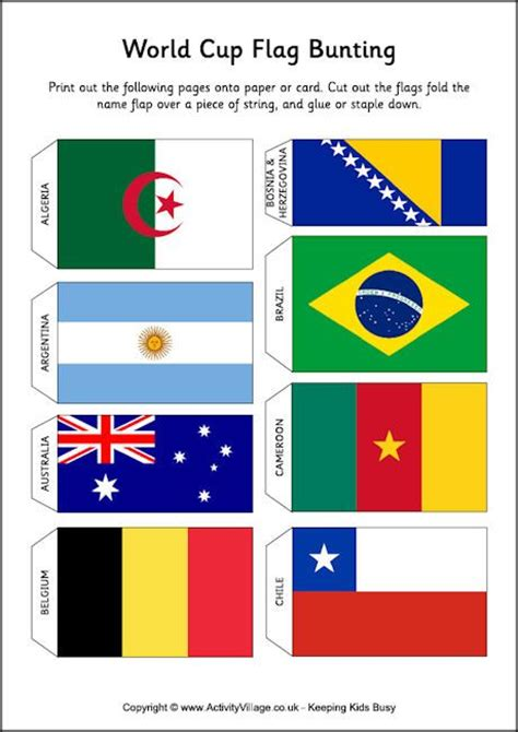 flags of the world images printable 17 best images about honduran birthday party on pinterest